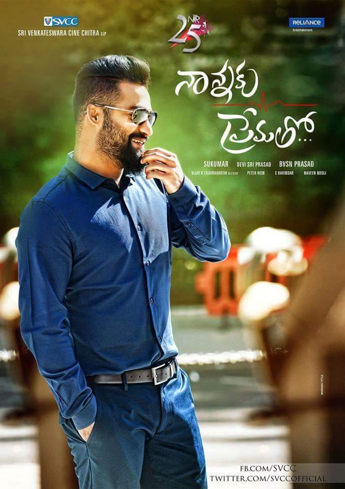 Nannaku Prematho (2016) Telugu 720p HEVC WEBRip x265 705 MB