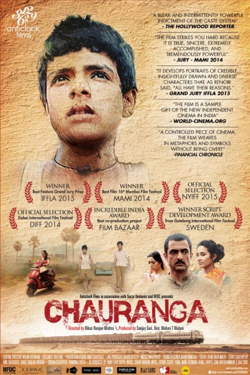 Churanga (2016) Hindi 1080p HEVC WebRip X265 540MB