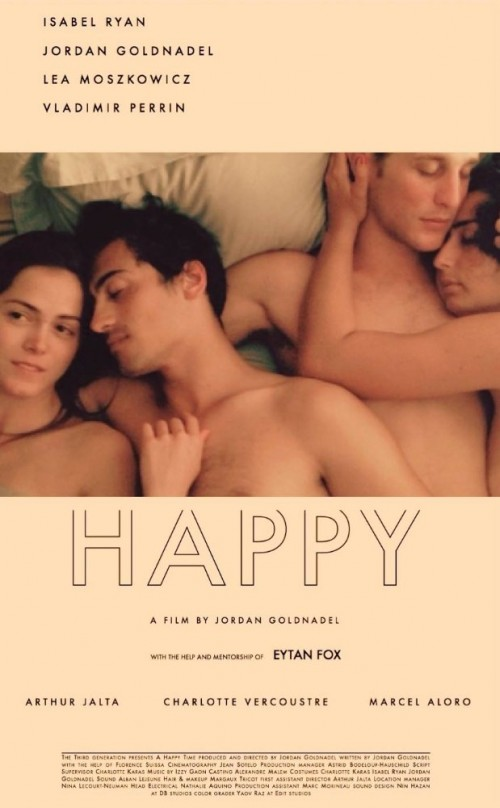Happy (2015) WEBRip x264 800MB