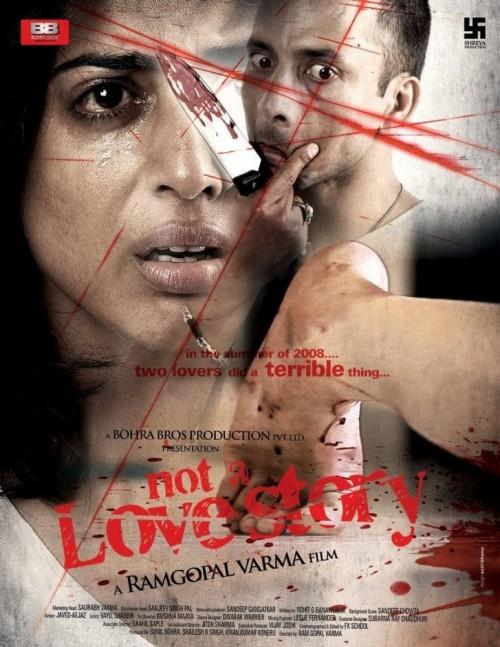 Not A Love Story  (2011) Hindi DVDRip x264 850MB