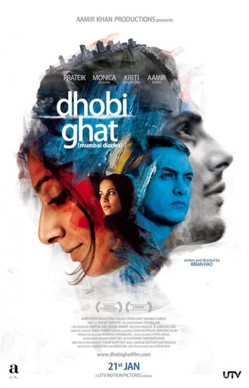 Dhobi Ghat (2010) Hindi 720p HEVC BRRip x265 550MB