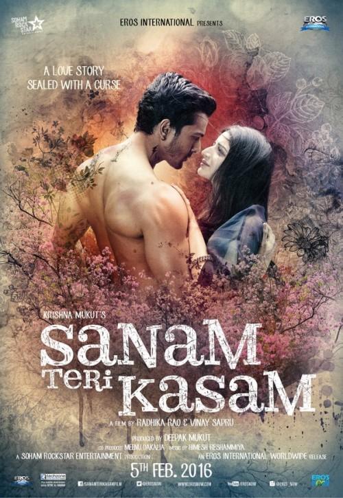 Sanam Teri Kasam (2016) Hindi 720p HEVC WeBHD x265 750MB