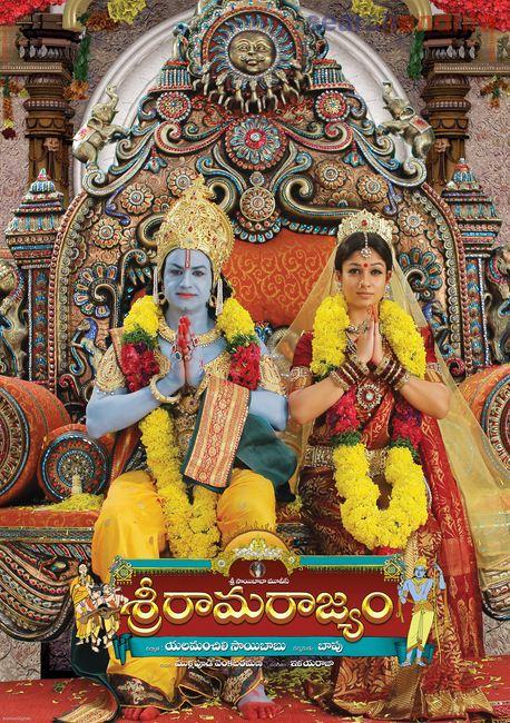 Sri Rama Rajyam (2011) Hindi Dubbed 720p HEVC Bluray X265 800MB