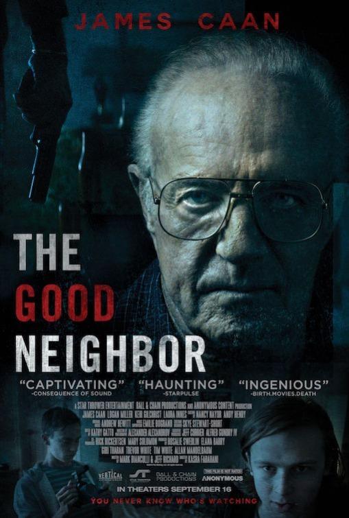 The Good Neighbor (2016) 1080p HEVC Web-dl X265 613 MB