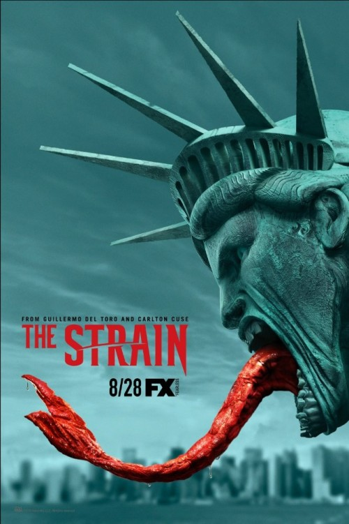 The Strain S03E01 720p HEVC HDTV x265 200MB