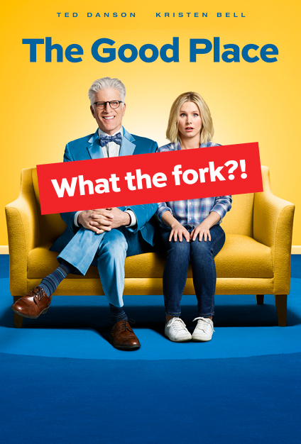 The Good Place S01E01 720p HEVC HDTV x265 200MB