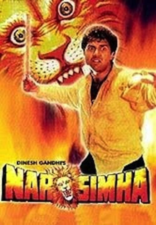 Narsimha (1991) Hindi 1080p HEVC WeBHD x265 1GB