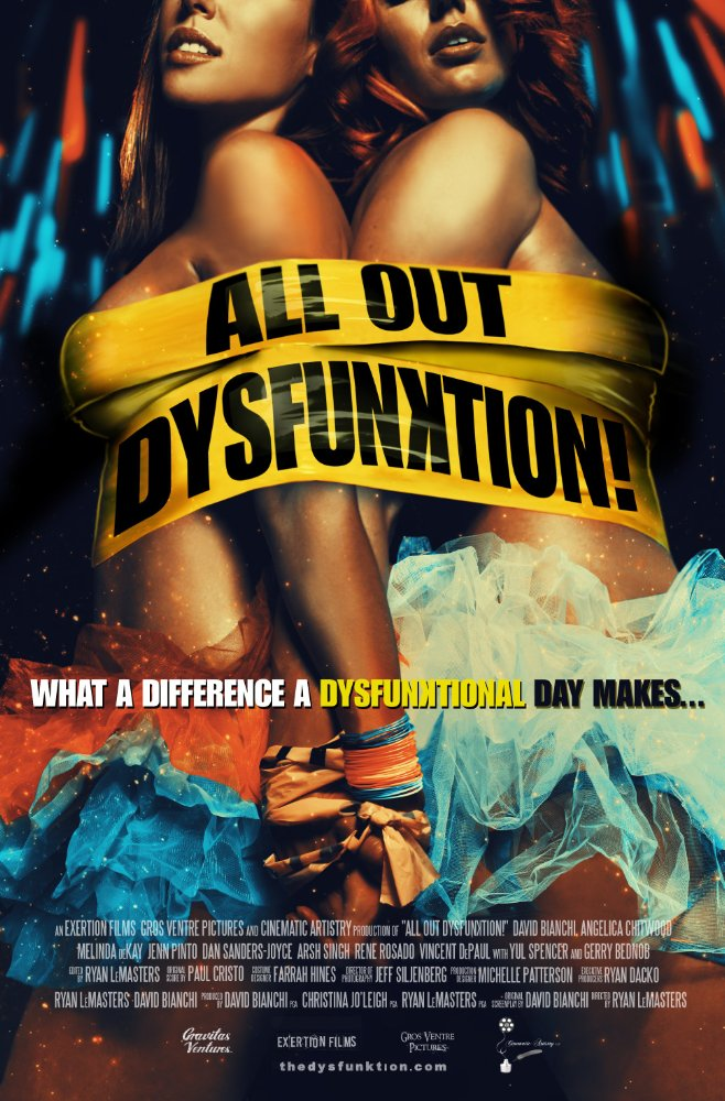 All Out Dysfunktion! (2016) 720p HEVC WEB-DL x265 386 MB