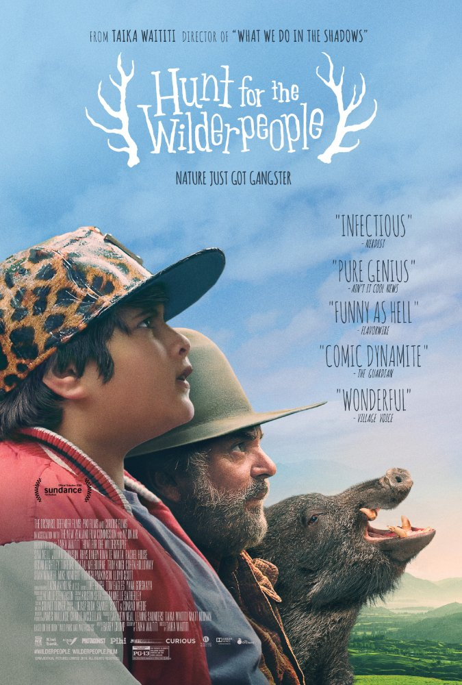 Hunt for the Wilderpeople (2016) 720p BluRay x264 741 MB
