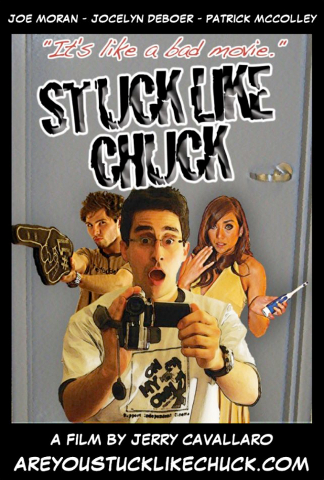 Stuck Like Chuck (2009) WEBRip x264 751 MB