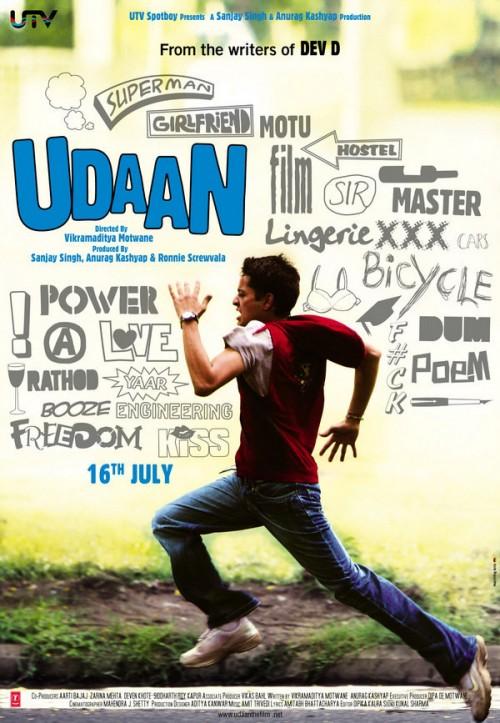 Udaan (2010) Hindi 1080p HEVC BluRay X265 850MB