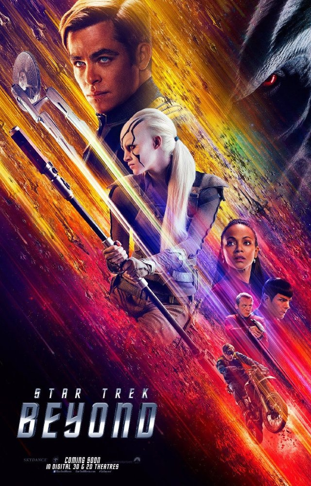 Star Trek Beyond (2016) 720p HEVC WEB-DL x265 576 MB