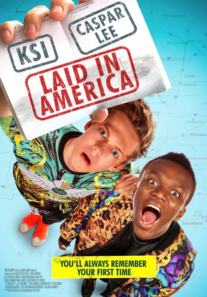 Laid in America full movie