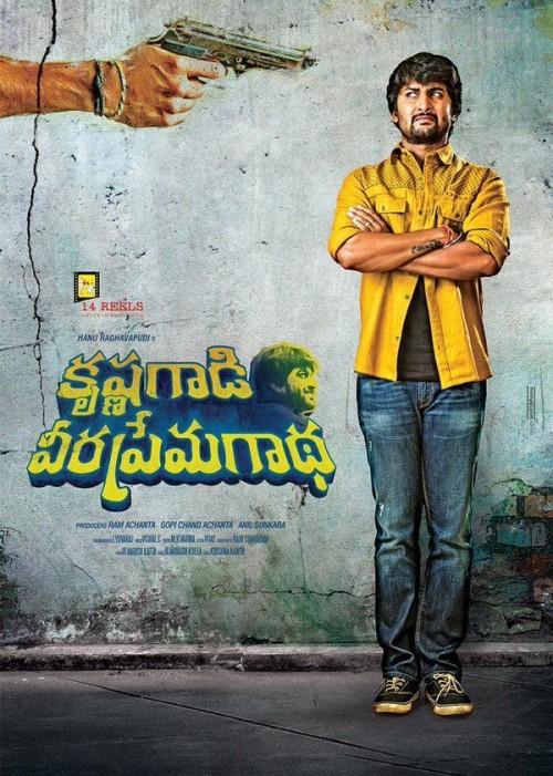 Krishna Gadi Veera Prema Gaadha (2016) Telugu 720p HEVC BluRay x265 700MB