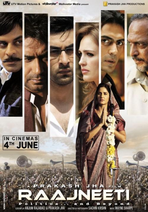 Raajneeti (2010) Hindi 720p HEVC BluRay x265 800MB
