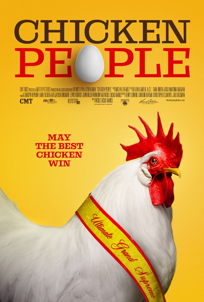 Chicken People (2016) 720p WEB-DL X264 599 MB