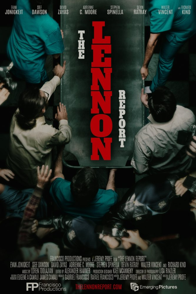The Lennon Report (2016) WEB-DL x264 743 MB