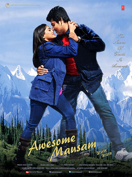 Awesome Mausam (2016) Hindi 720p HEVC WEB DL x265 650MB