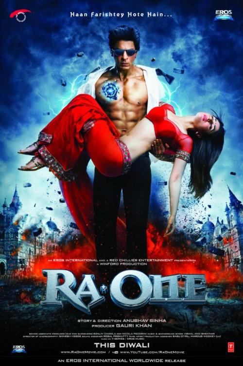 Ra One (2011) Hindi 720p HEVC WeBHD X264 750MB