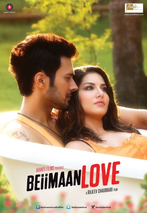 Beiimaan Love (2016) Hindi  DesiScr x264 700MB