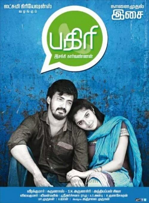 Pagiri (2016) Tamil 720p HEVC WEB DL x265 480 MB