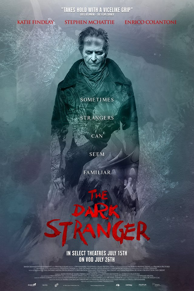 The Dark Stranger (2015) WEB-DL x264 780 MB