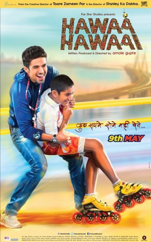 Hawaa Hawaai (2014) Hindi 720p DvDRip x264 850MB