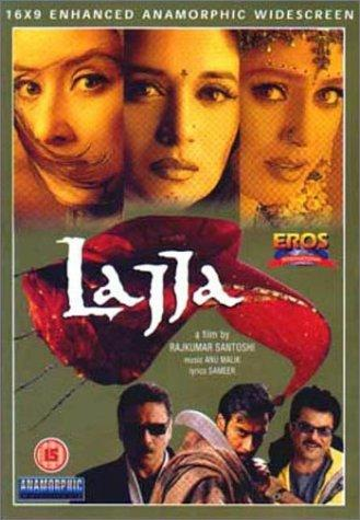 Lajja (2001) Hindi 720p HEVC Dvdrip X265 980MB