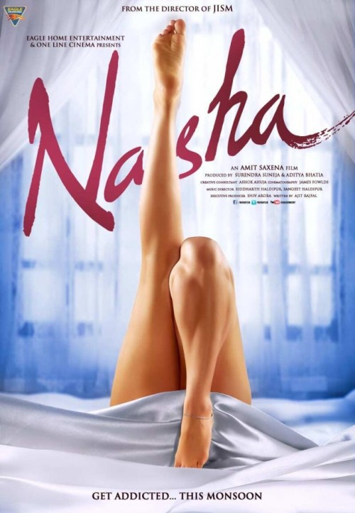Nasha (2013) Hindi 720p HEVC Bluray  X265 560MB