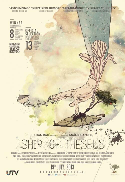 Ship of Theseus (2012) Hindi 720p HEVC BluRay x265 940 MB