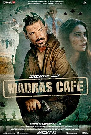 Madras Cafe (2013) Hindi 720p HEVC BluRay X265 600MB