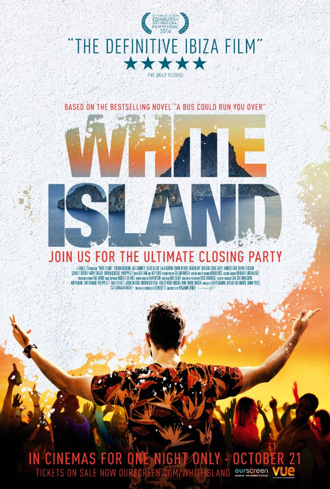 White Island (2016) 720p Bluray x264 694 MB
