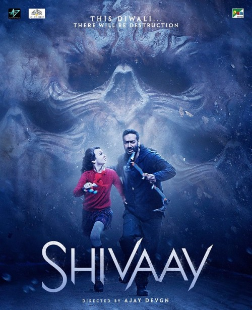Shivaay (2016) Hindi  Desi CamRip (New Source) x264 695MB