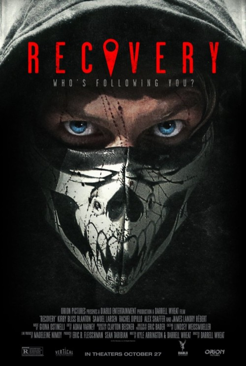 Recovery (2016) 1080p HEVC WEB-DL x265 500MB