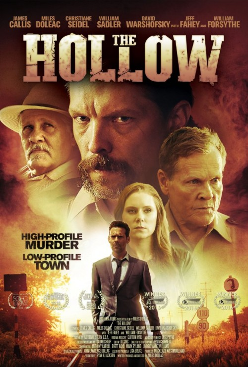 The Hollow (2016) 720p BluRay x264 940MB