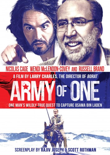 Army of One (2016) HEVC 1080p Bluray x265 584 MB