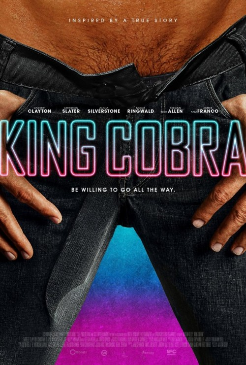 King Cobra (2016) 720p WEB-DL x264 700MB