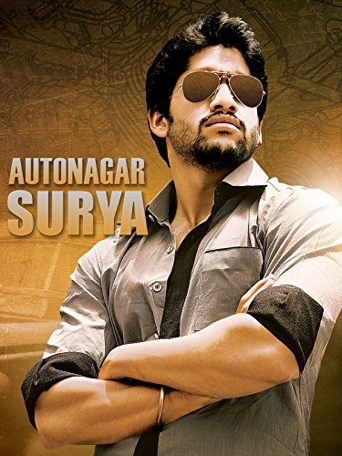Autonagar Surya (2014) Hindi Dubbed 720p HEVC HDRip X265 730MB