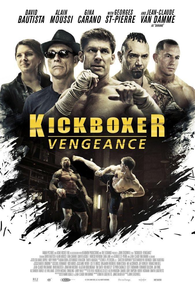 Kickboxer: Vengeance (2016) 1080p Bluray x265 569 MB