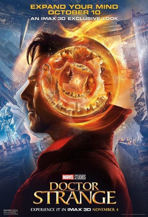 Doctor Strange (2016) 720p HEVC CamRip x265 445MB