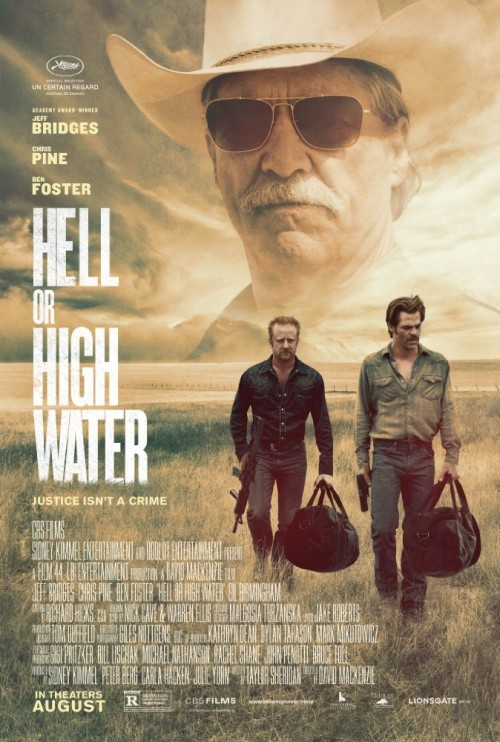 Hell Or High Water (2016) WEB DL x264 900 MB