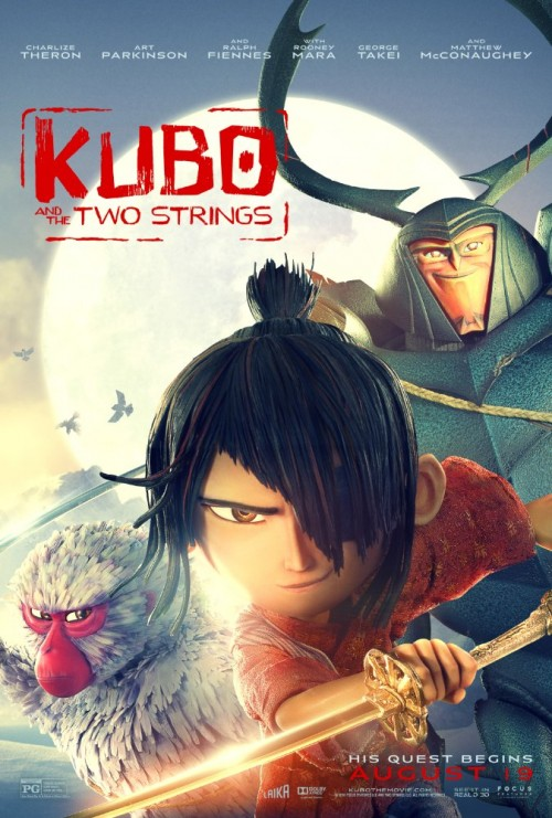 Kubo And The Two Strings (2016) 720p HEVC WEB-DL x265