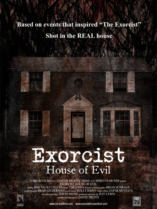 Exorcist House of Evil (2016) WEB DL x264 780MB