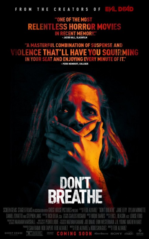 Dont Breathe (2016) 720p HEVC WEB-DL x265 430MB