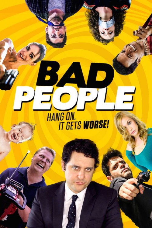 Bad People (2016) 1080p HEVC WEB-DL x265 500MB