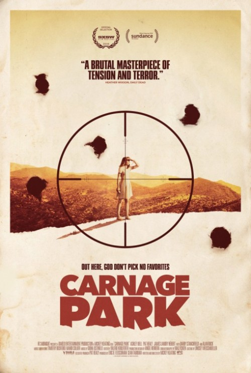 Carnage Park (2016) 720p BluRay x264 600MB