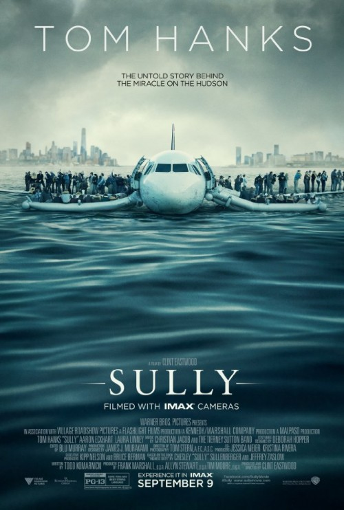 Sully (2016) 1080p HEVC HDRip x265 600MB