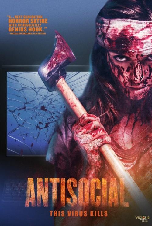 Antisocial (2013) 720p Bluray x264 695MB