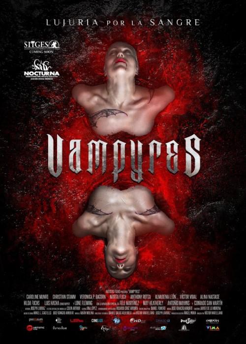 Vampyres (2015) HEVC DVDRip x265 690MB