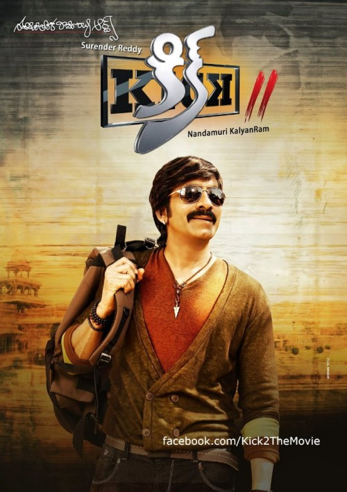 Kick 2 (2015) Hindi Dubbed 720p HEVC HDRip X265